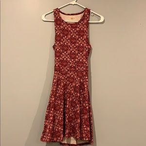 perfect condition - red dress